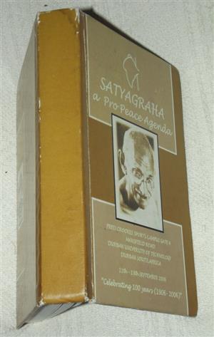 Satyagraha in South Africa by M.K.Gandhi