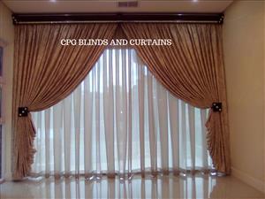 Blinds, Curtains, Headboards, Wallpaper & Flooring