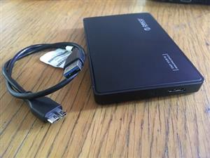 500gb media pocket drive