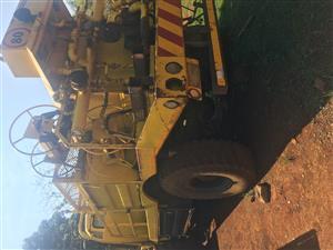 Samil 50 4x4 firetender for sale
