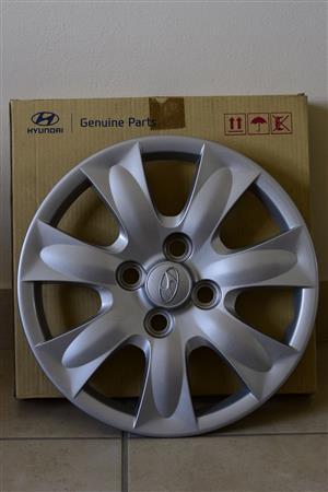 Hyundai Getz Wheel Covers 14 inch. R350 each