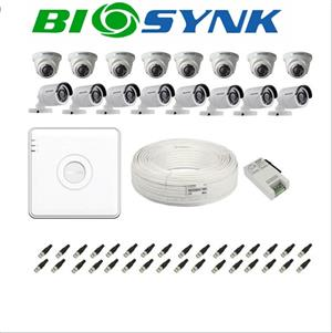 Hikvision 16Channel IP CCTV2MP