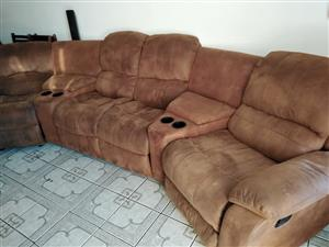 Entertainer Lounge Set for sale.