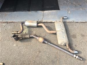 OEM GOLF VI GTI EXHAUST FOR SALE