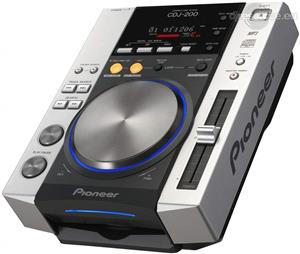 PIONEER CDJ-200 CD PLAYER  NEW