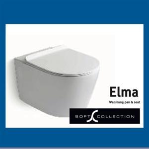 Sanitary : Wall Hung Pan (Elma)