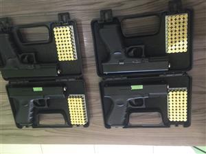 Blank firing pistols/guns (no lisence needed)