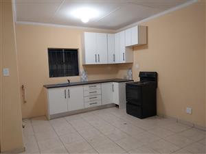 brand new Garden flat available for rental in silverton