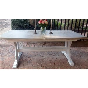 French Provencal style dining/patio table