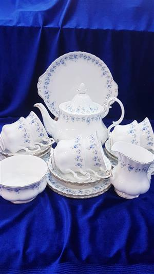 Royal Albert Memory Lane Complete Teaset., used for sale  Cape Town - Northern Suburbs