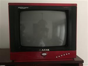 Azak colour television for sale