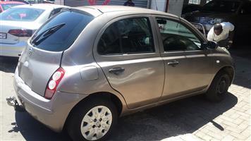 2006 Nissan Micra 1.4 3 door Visia+