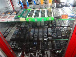 Remote Controls Sale!!