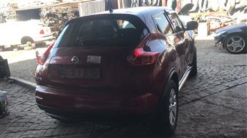 Nissan Juke Now Stripping For Spares For More