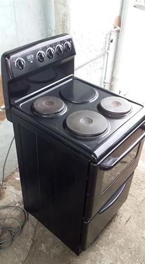Defy stove needs a bake element