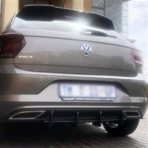 VW Polo 8 Accessories