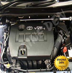 TOYOTA PROFESSIONAL 1.6 16V 1ZR USED ENGINE