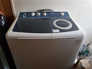 Twin Tab washing machine