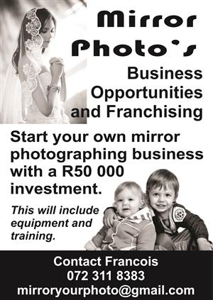 Mirror Photography business opportunity