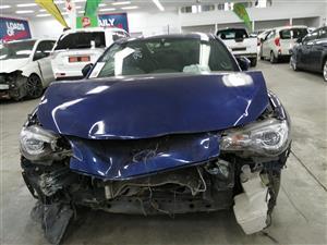 2014 Subaru BRZ 2.0 Code 2