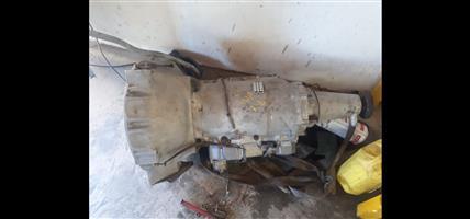 Rolls Royce silver shadow 4 speed gearbox