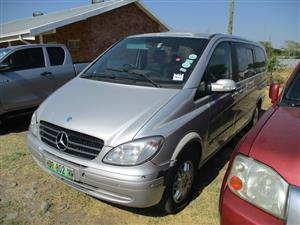 Mercedes - Benz CDI 2.2, Viano, 7 Seater Mini Bus - ON AUCTION