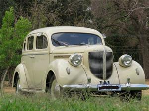 1938 Chrysler