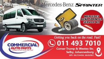MERCEDES - BENZ SPRINTER SERVICE KIT FOR SALE
