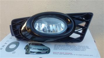 Right fog lamp for Honda Civic