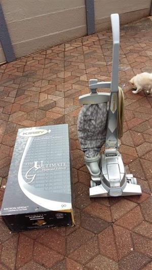 Kirby vacuum cleaner for sale
