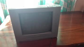 Portable colour TV