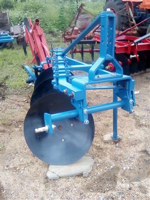 Rebuild SA Wonder disc plough , skottel ploeg