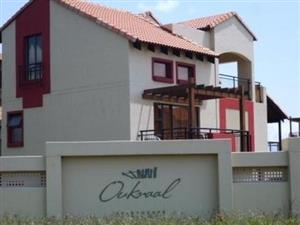 Bachelor Apartment to Let in Oukraal