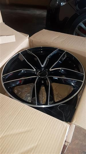 19inch Rs6 Rims