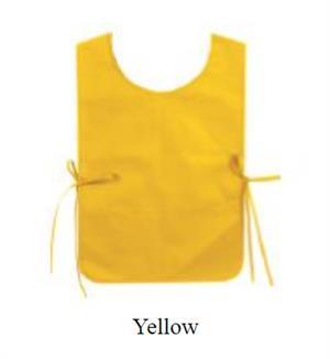 Non Woven Bib - Yellow