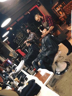 Legends Barber Shop franchise opportunity - East Rand Mall