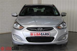 2011 Hyundai Accent 1.6 GLS