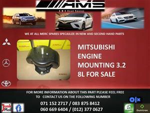 MITSUBISHI ENGINE MOUNTING 3.2 8L
