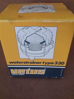 Vetus raw water strainer with over 15 Metres flex pipe for sewage or p
