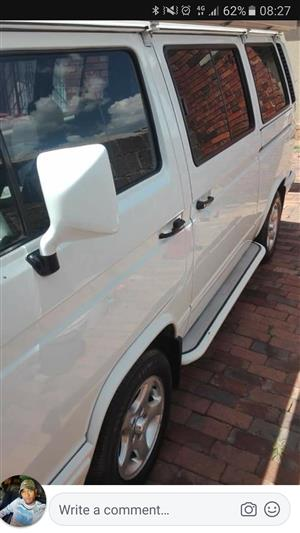 WANTED Microbus/Caravelle 2.6 side steps