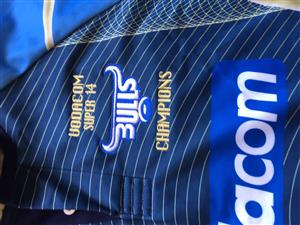 Super Rugby Blue Bulls Rugby Jersey For Sale