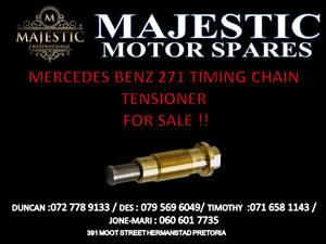 MERCEDES BENZ 271 TIMING CHAIN TENSIONER