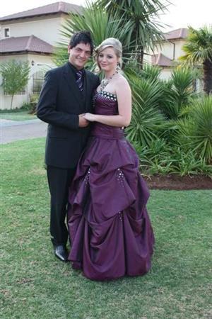 2 Piece Matric Farewell Dress
