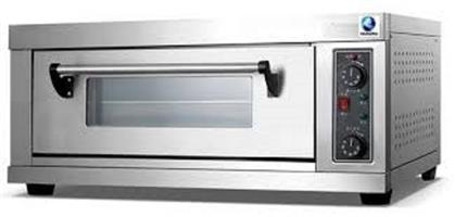 New Single deck oven - 3 tray