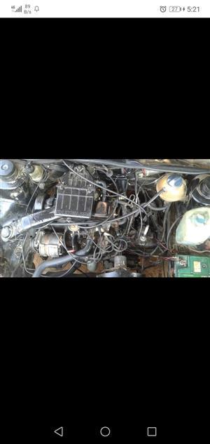 1987 VW Jetta 1.6