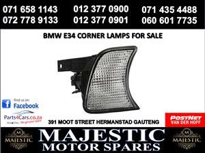 Bmw E34 corner lamps for sale