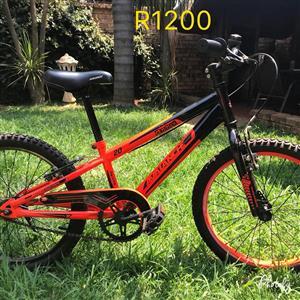 Orange avalanche bike for sale
