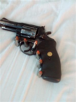357 Magnum Taurus Revolver