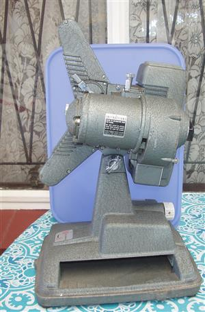 Vintage Wollensak 8mm Film Projector Model P-18 - Made in USA