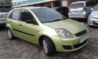 2006 Ford Fiesta 1.4i 5 door